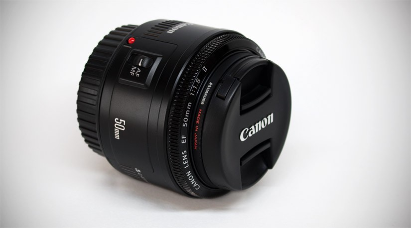 Canon 単焦点レンズ EF50mm F1.8 IIを使ってみた